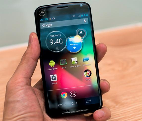 El Motorola X Phone, previsto para finales de año
