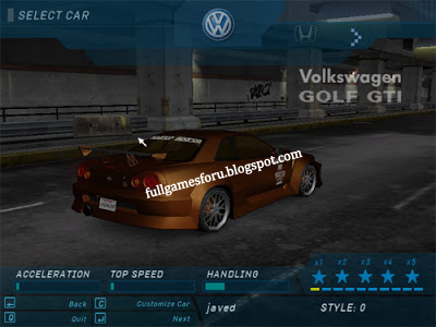 need for speed underground 2 pc download torent iso