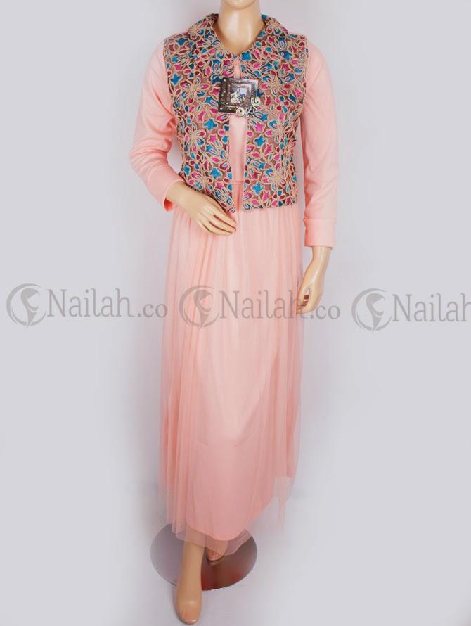 Baju Muslim Terbaru 2014 Baju Muslim Tile Atau No Tile