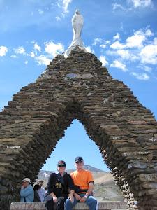 La Virgen de las Nieves, Sierra Nevada