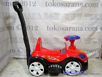 Ride-On Car SHP RTC 612 dengan Musik dan Tongkat Dorong 3