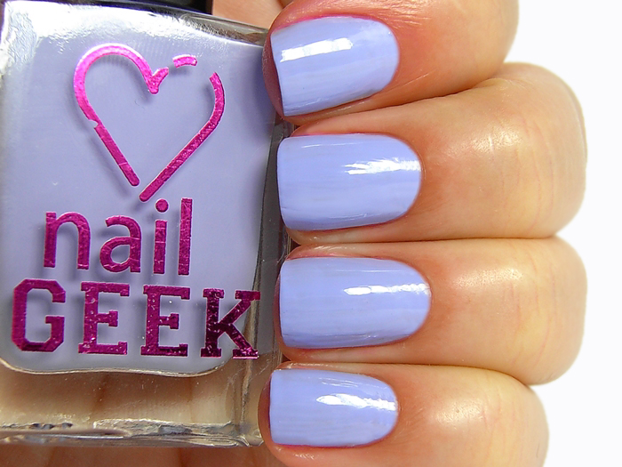 I Heart Makeup Nail Geek - Magic