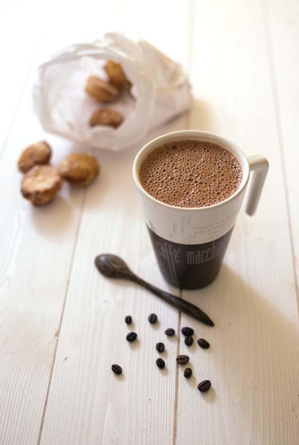 Cafe Au Lait En Poudre En Dosette