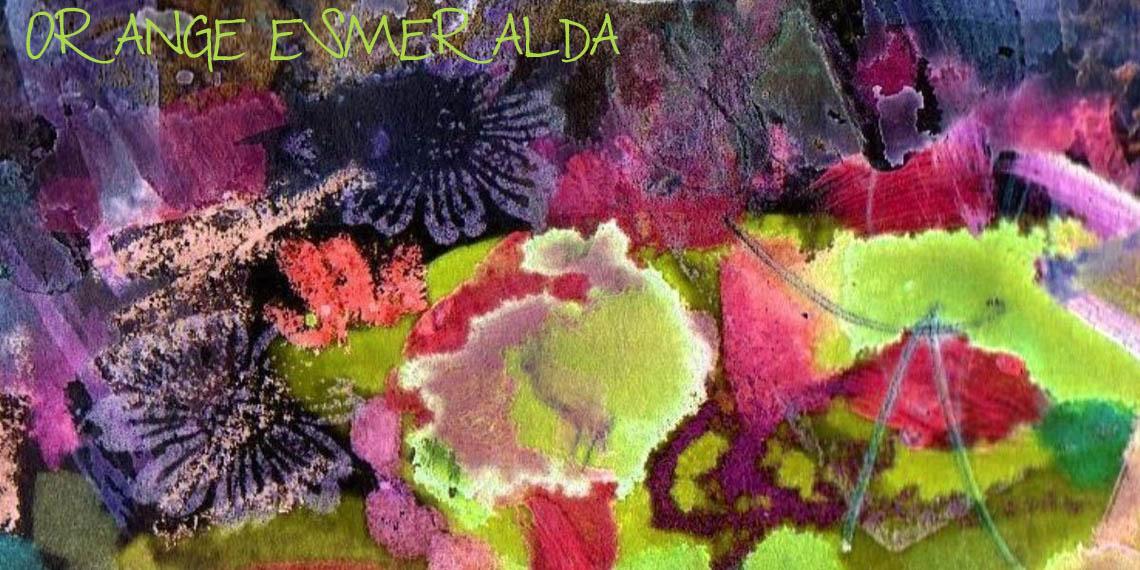 Orange Esmeralda
