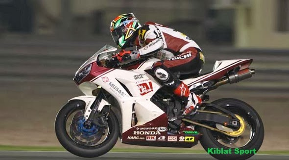 Hasil Kualifikasi ARRC SUPERSPORT Qatar 2013