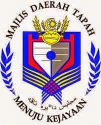 Jawatan Kerja Kosong Majlis Daerah Tapah (MDTapah) logo