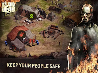 The Walking Dead No Man's Land v1.4.0.50 Mod Apk