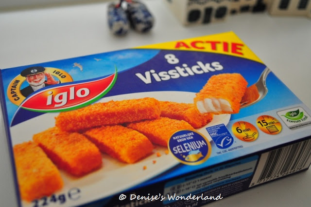 Iglo fish sticks