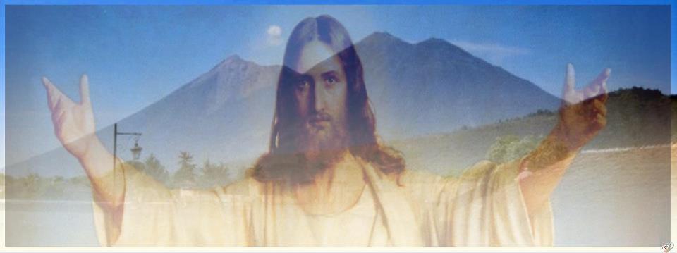 INENTENDIBLE AMOR DE JESÚS