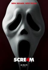 Movie Review Scream 4 (2011) PROPER BluRay 720p 600MB
