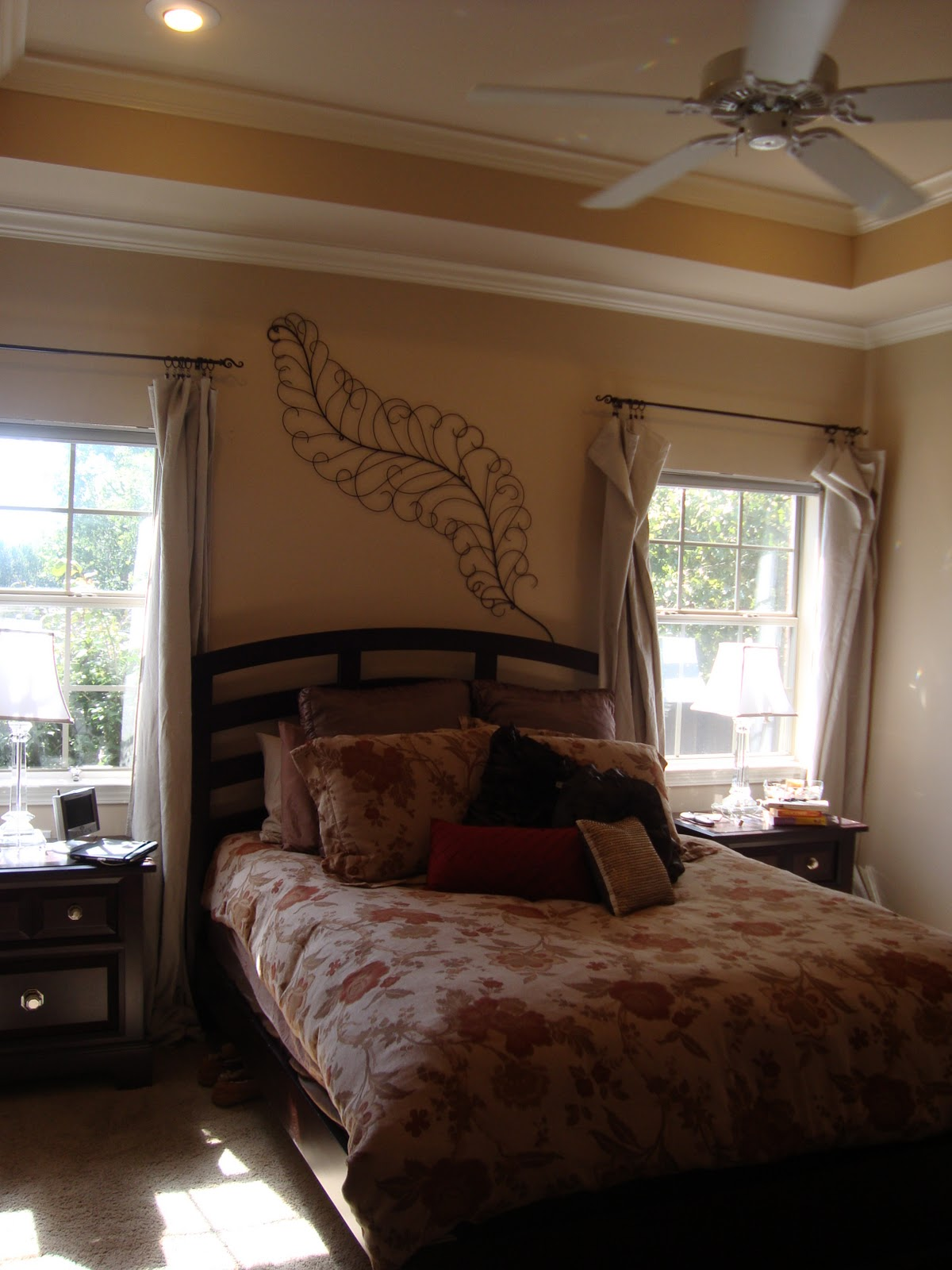 Home Sweet Home Master Bedroom Mini Redo Need Your Help