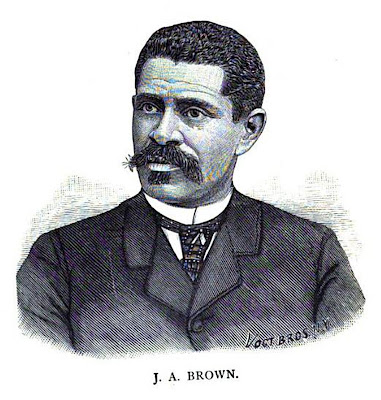 Jeremiah A. Brown