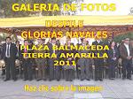 GALERIA DE FOTOS DESFILE GLORIAS NAVALES EN TIERRA AMARILLA 2011