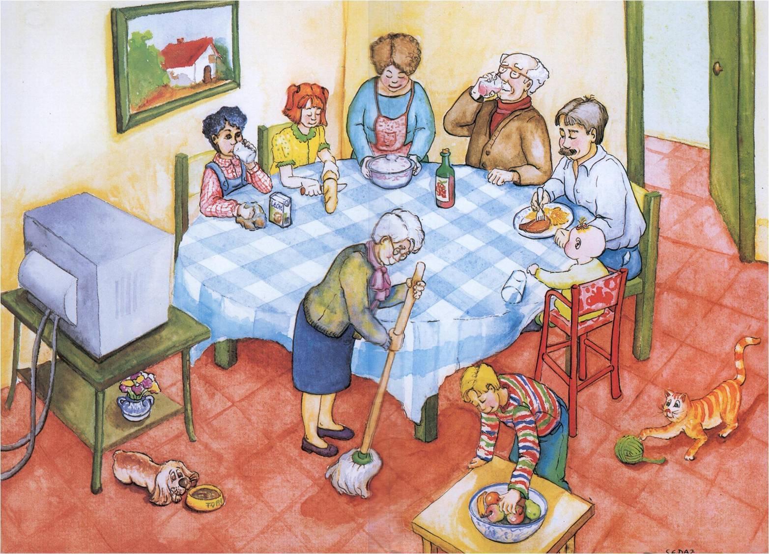 Logoindalo abril 2011 - El comedor de familia ...