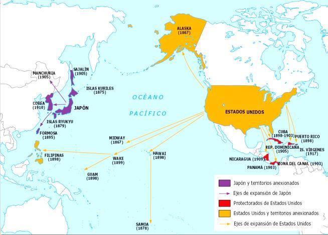 La Historia De La Segunda Guerra Mundial Mapa