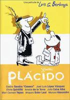 Póster de Plácido (1961)