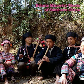 Sublime Frequencies, Ethnic Minority Music of Southern China