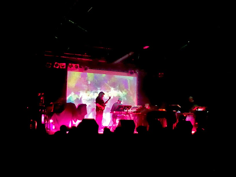 Pyramid Peak & Harald Nies live @ Electronic Circus 2013 / photo S. Mazars