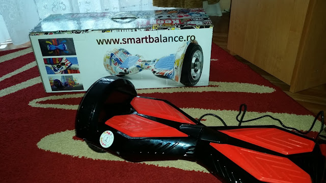 hoverboard SmartBalance 8 inch 20 cm