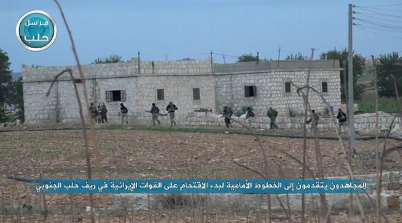 Mujahidin Islam Ingin Rebut Wilayah Aleppo Selatan