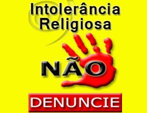 Proteção ao direito de crença / Disque 100