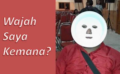 Orang Yang Suka Cari Muka Akan Kehilangan Muka Saat Muka Aslinya Terbuka.