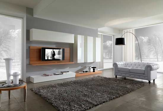 House Designs: Top 10 Of Modern Living Room Design