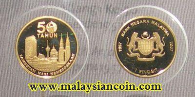 RM1 50 tahun Merdeka
