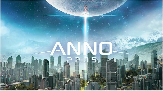 Anno 2205 HD Wallpaper