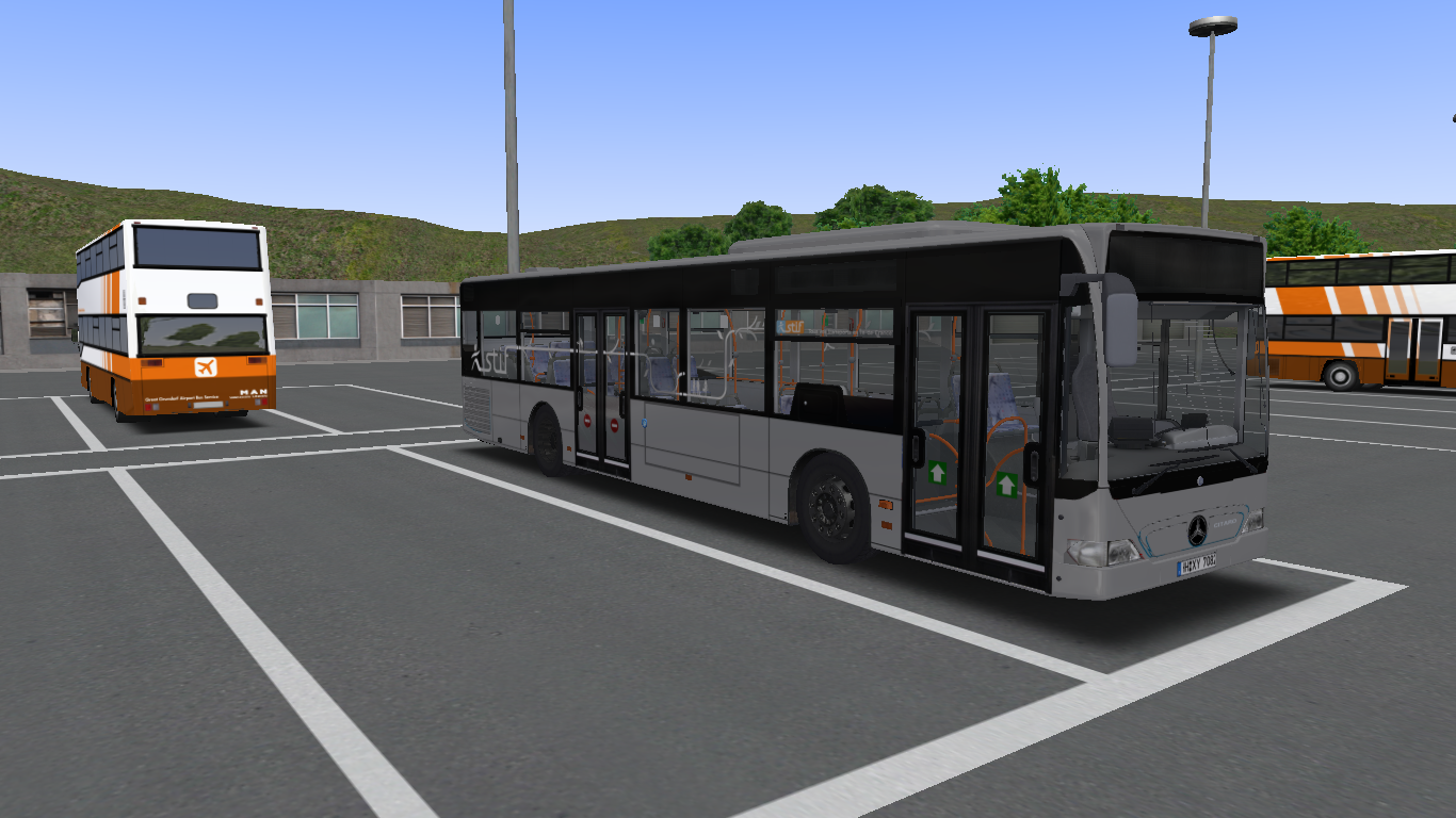bus omsi transdev ile de france vaux le p nil. Black Bedroom Furniture Sets. Home Design Ideas