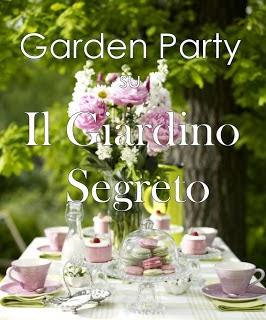 Garden Party! fino al 31 marzo