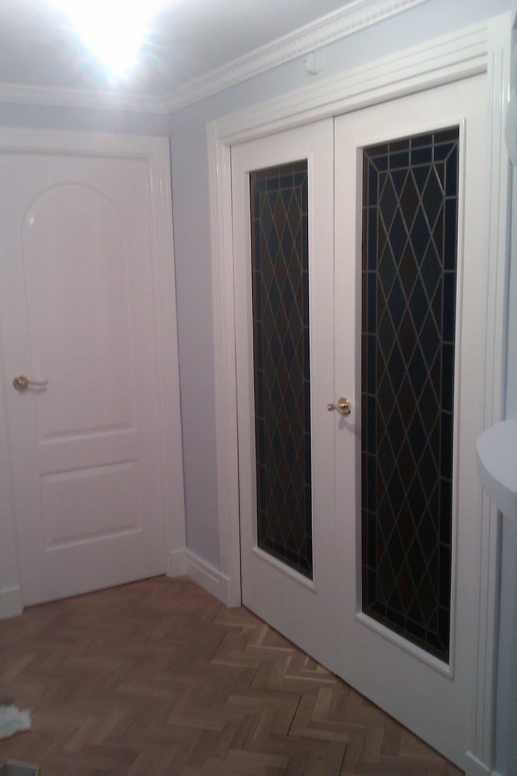 Carpinteria ebasan www cubomural com piso de puertas lacadas for Puertas para pisos