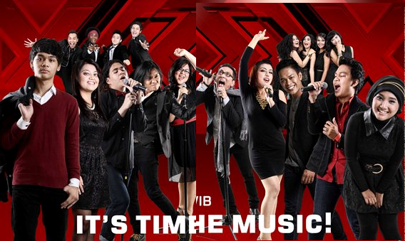 Download Lagu-lagu X Factor Indonesia