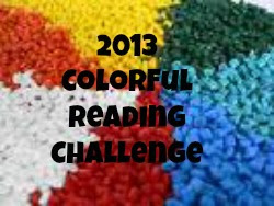 2013 Colorful Reading Challenge
