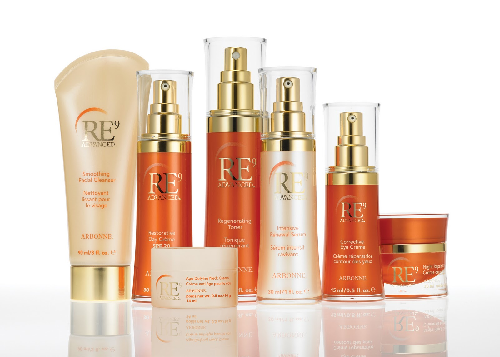 As a Matter of Opinion: $100 off Arbonne RE9 Sets
