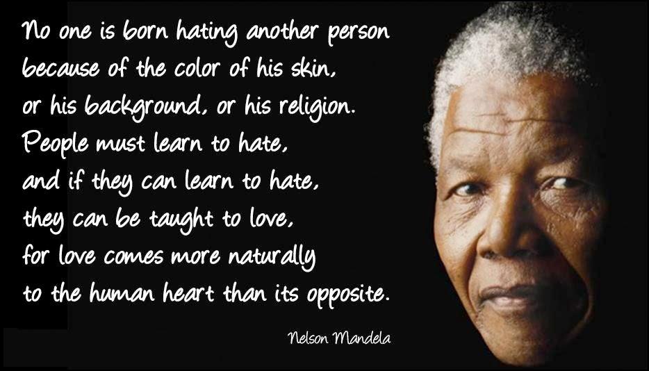 Fireworld Nelson Mandela Quotes