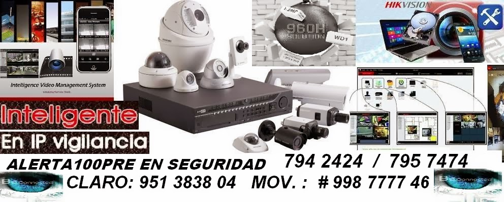 HIKVISION PERU SOLUCIONES EN SEGURIDAD 7942424