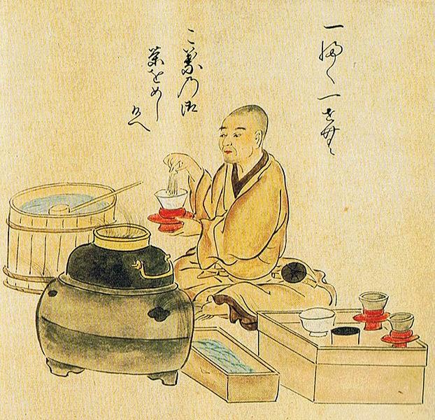 Kanō Osanobu, Okakura Kakuzō, Księga herbaty, Okres ochronny na czarownice, Carmaniola