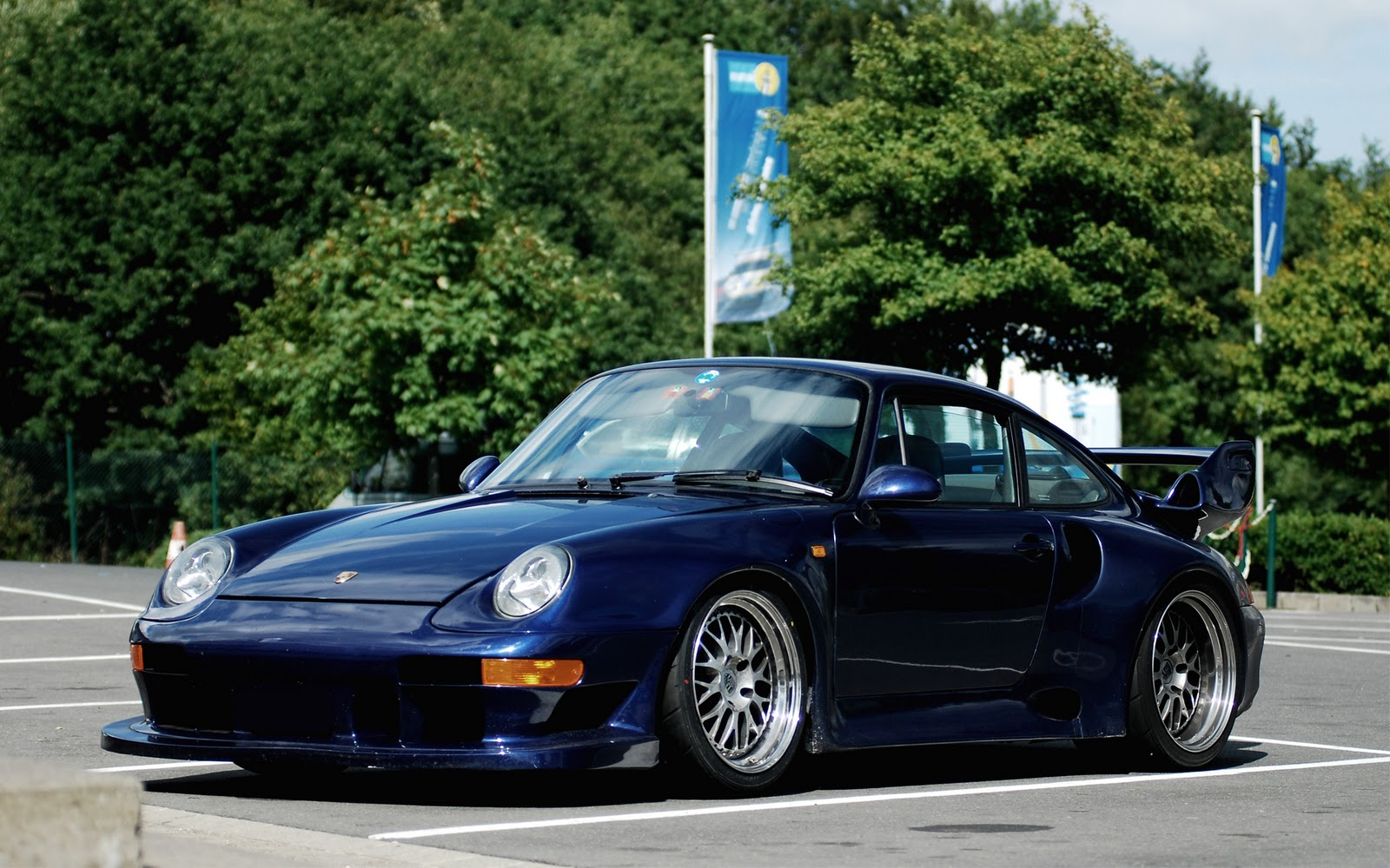 Classic Porsche 911 Rs Carrera Turbo Wallpapers Home Of