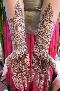 ����� ���� ��� ,bridal henna arabic henna tattoo