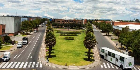 Zona Franca Bogotá - Fontibon