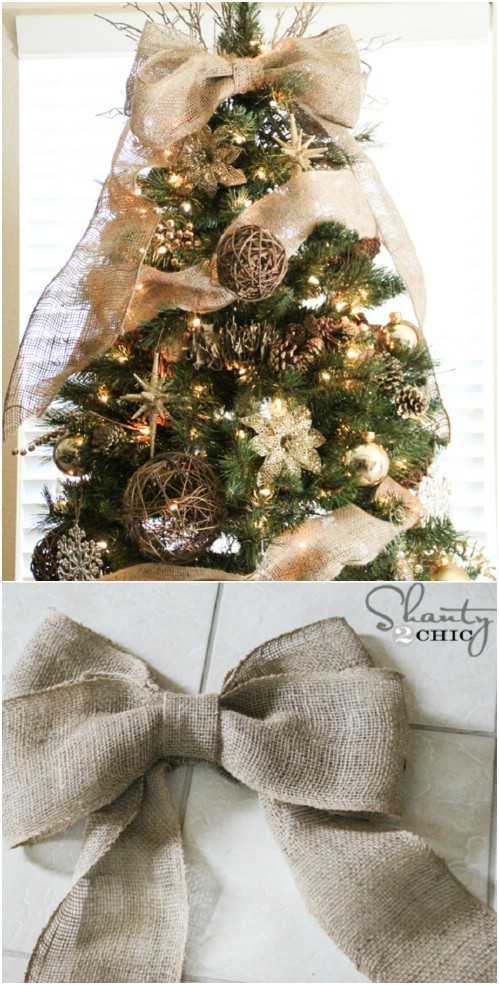 Diy Rustic Christmas Decor Ideas Do It Yourself Ideas