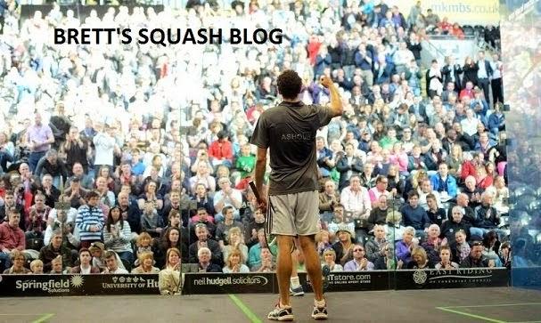 Brett's Squash Blog