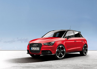 Audi A1 Amplified : Personnalisation accrue