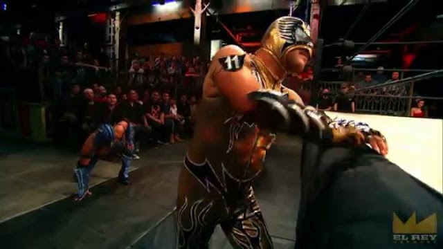 Aero Star - Lucha Underground - lucha libre