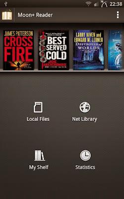 Moon+ Reader Pro v1.9.9 Apk Android