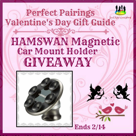 Hamswan Magnetic Car Mount Holder