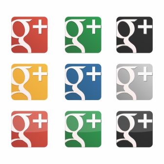 icon google plus