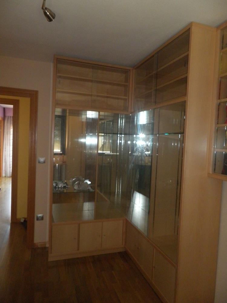 Habitaci n completa en madera y chapas de haya muebles cansado zaragoza carpintero - Muebles de chapa ...