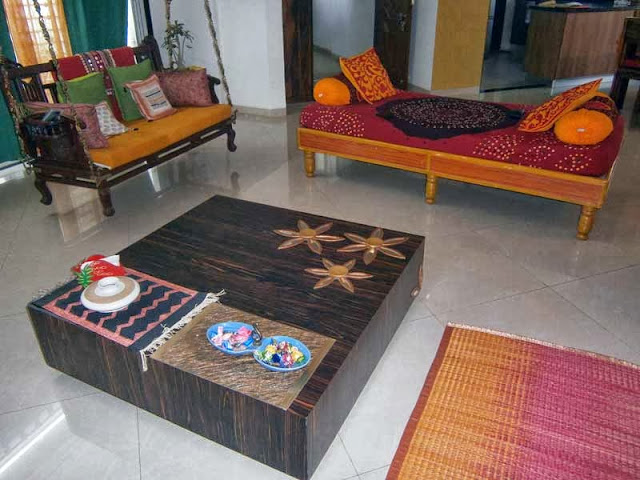 navrathri colors living room